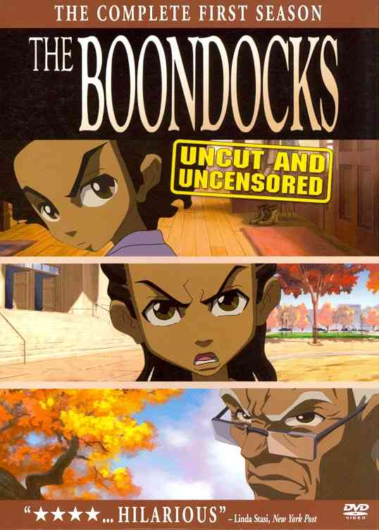BOONDOCKS:COMPLETE SEASON ONE BY BOONDOCKS (DVD)